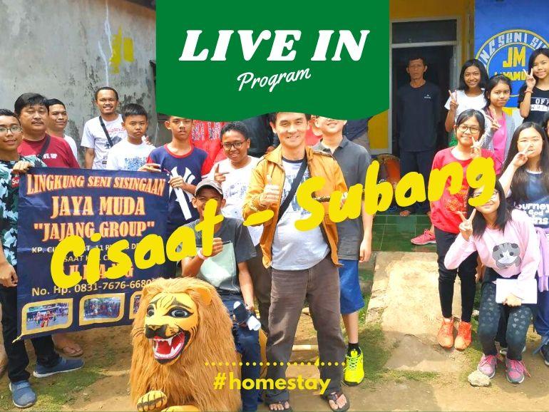 paket live in subang