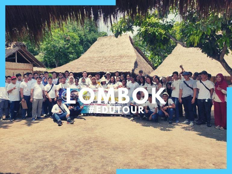 paket lombok edu tour